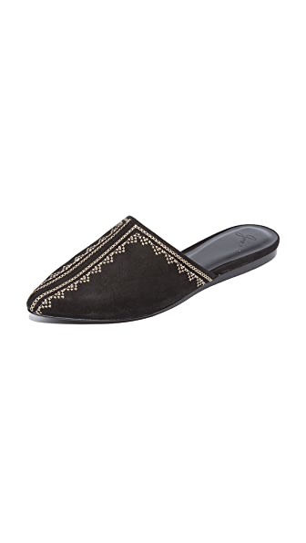 Joie Adia Slides - Black