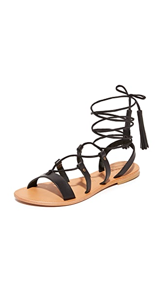 Joie Saburo Wrap Sandals