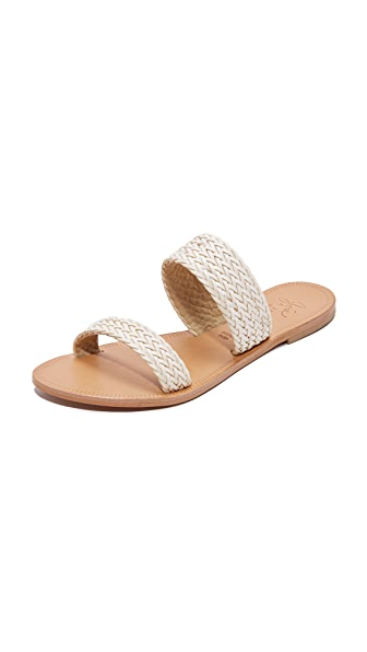 Joie Sable Slides - Latte