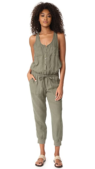 Joie Dantel Jumpsuit at Shopbop
