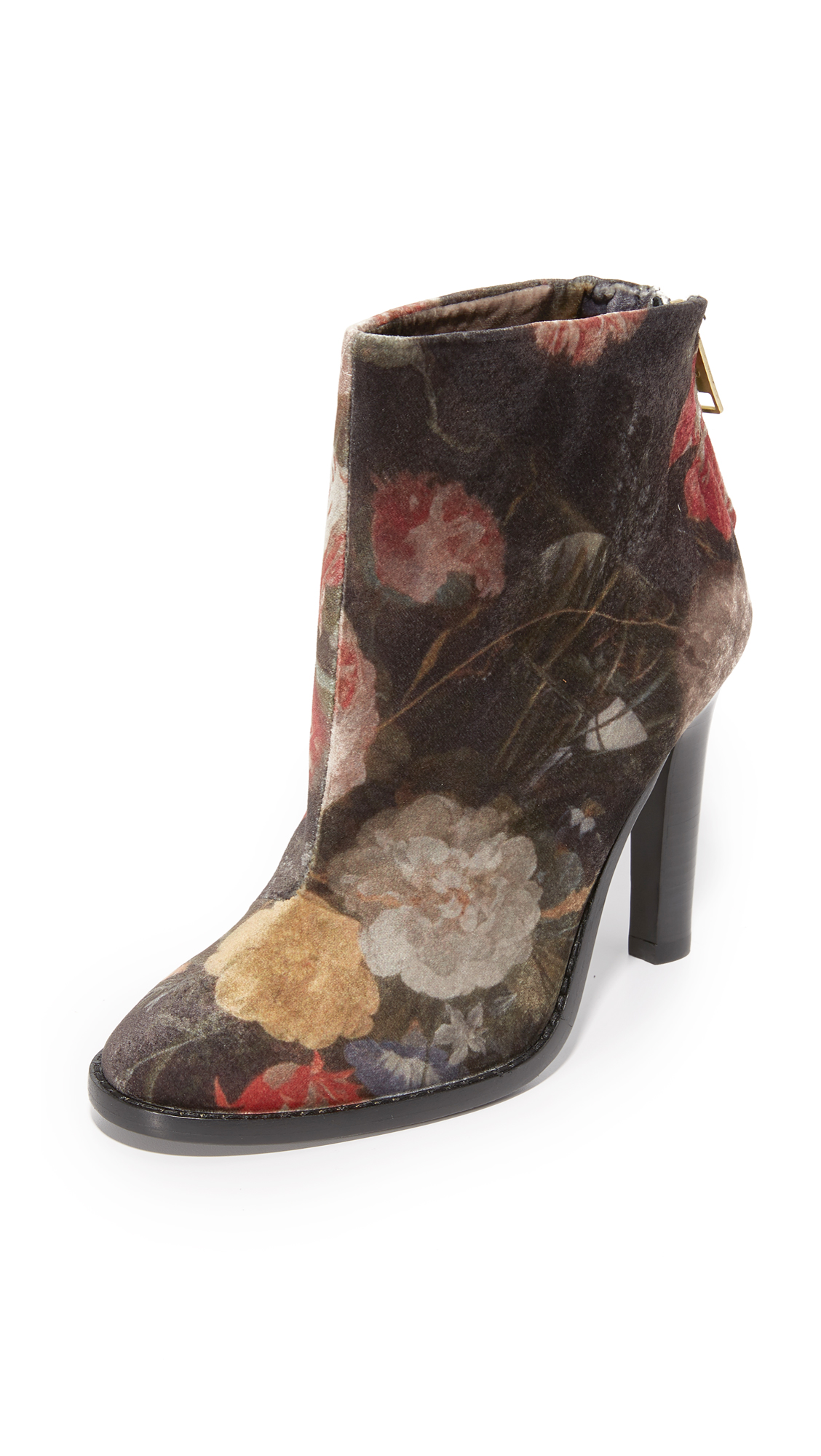 Joie Blayze Floral Booties - Floral
