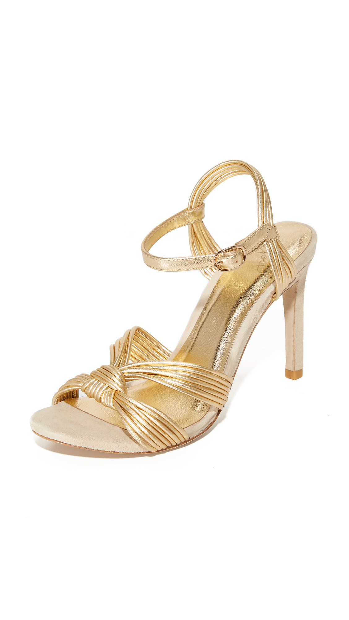 Joie Airlia Sandals - Gold