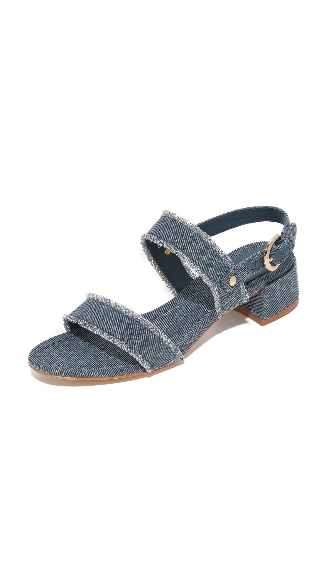 Joie Rach Ciy Sandals - Dark Denim