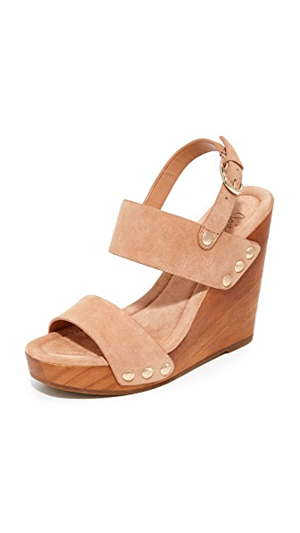 Joie Talia Wedges - Pesca