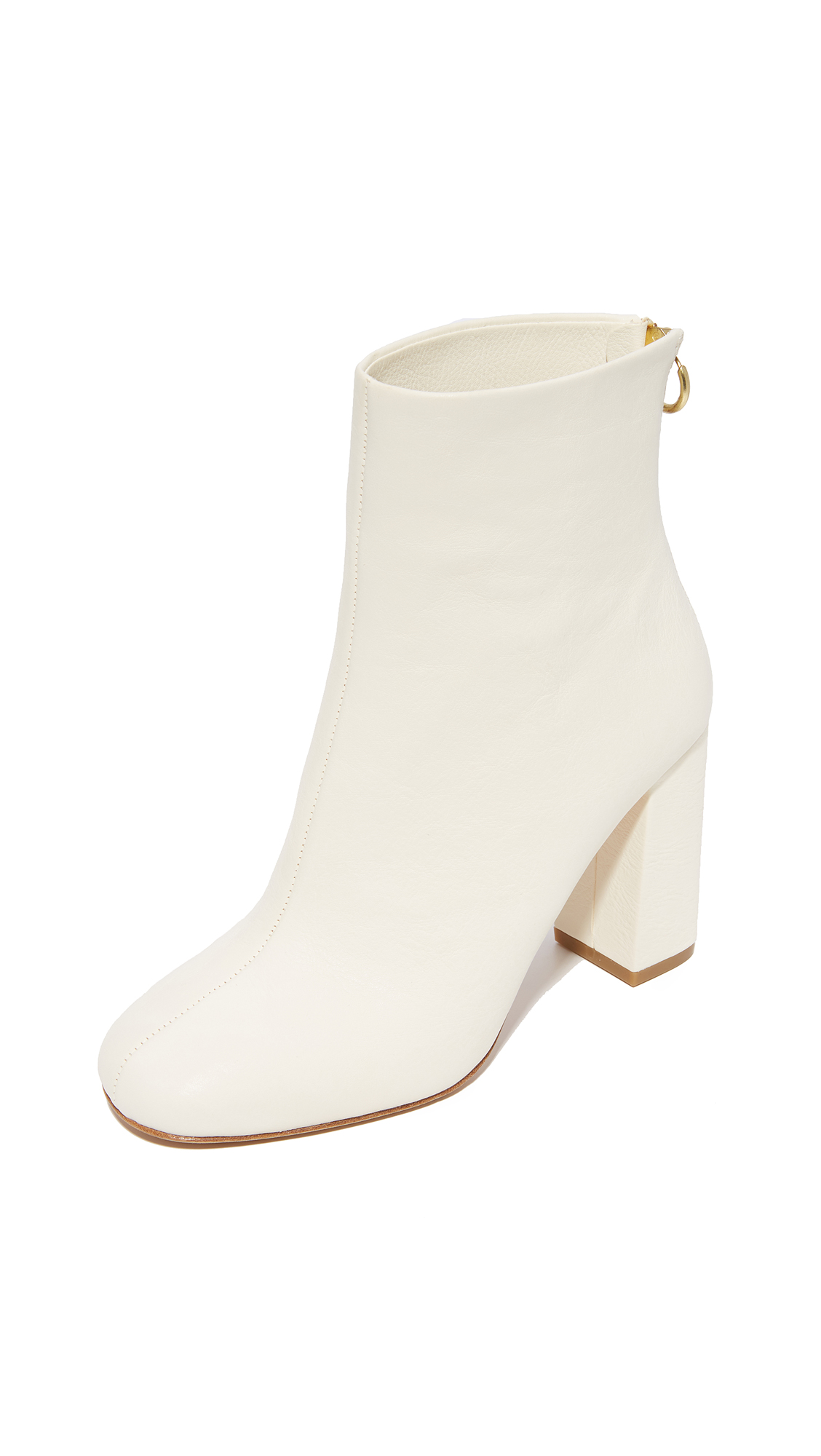 Joie Saleema Booties - Shell