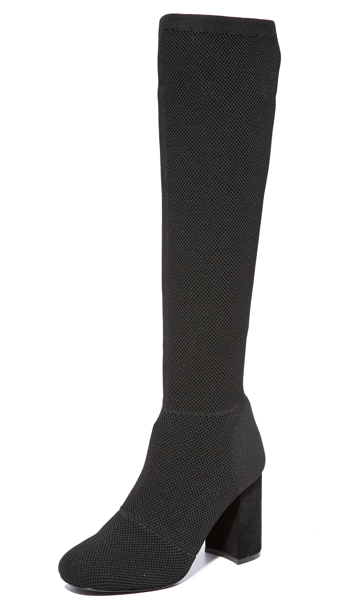 Joie Sam Tall Boots - Black