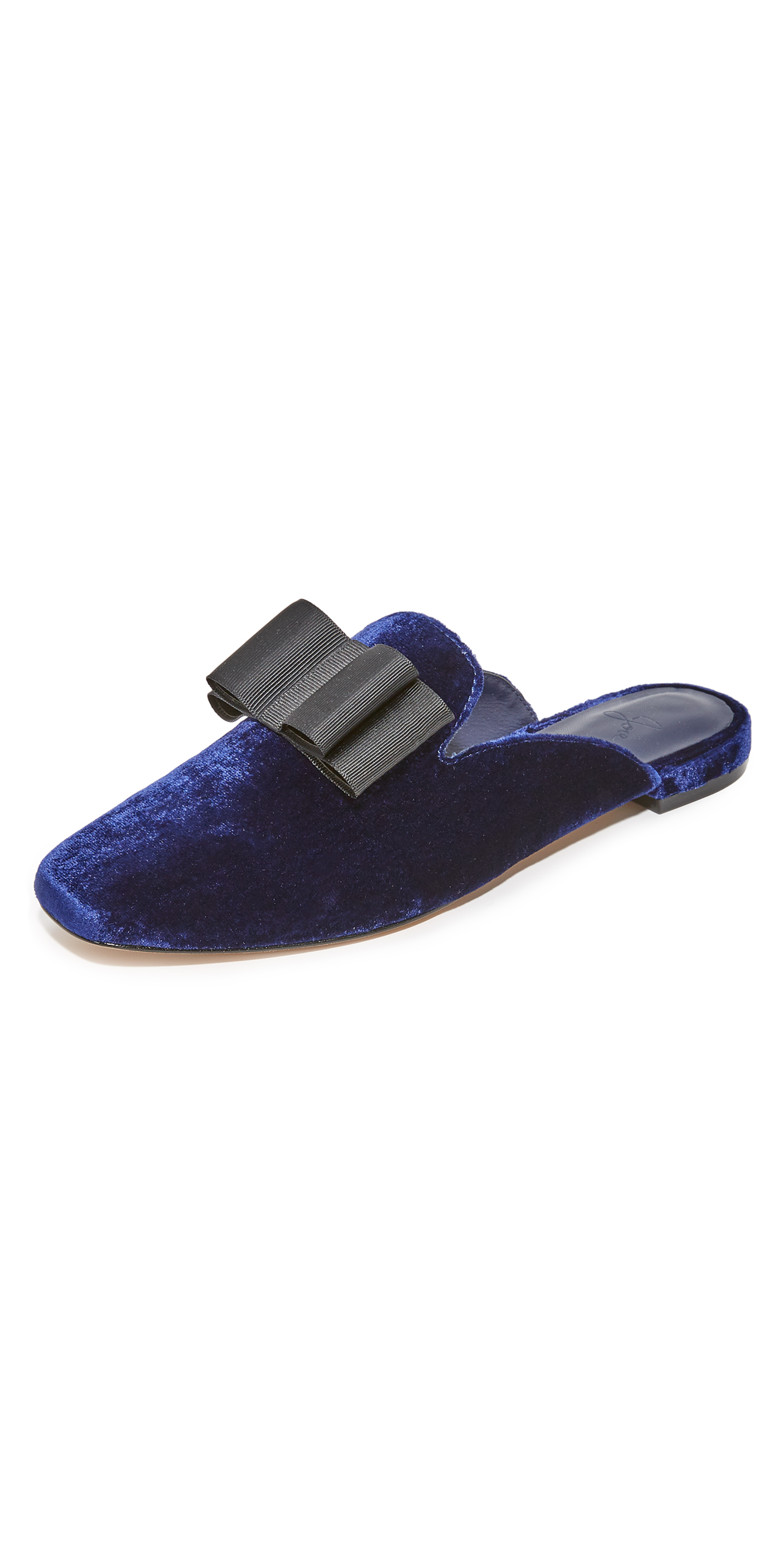Jean Bow Mules Joie