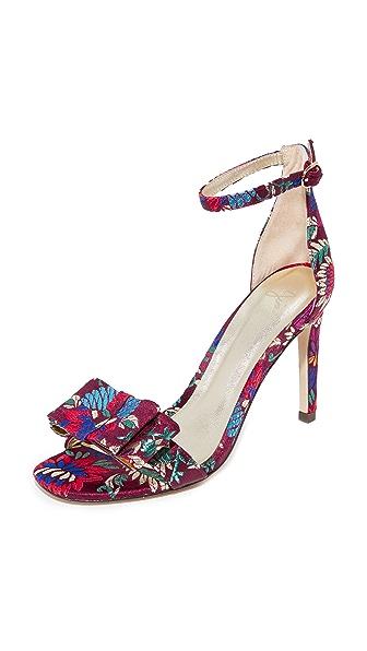 Joie Akane Sandals - Plum