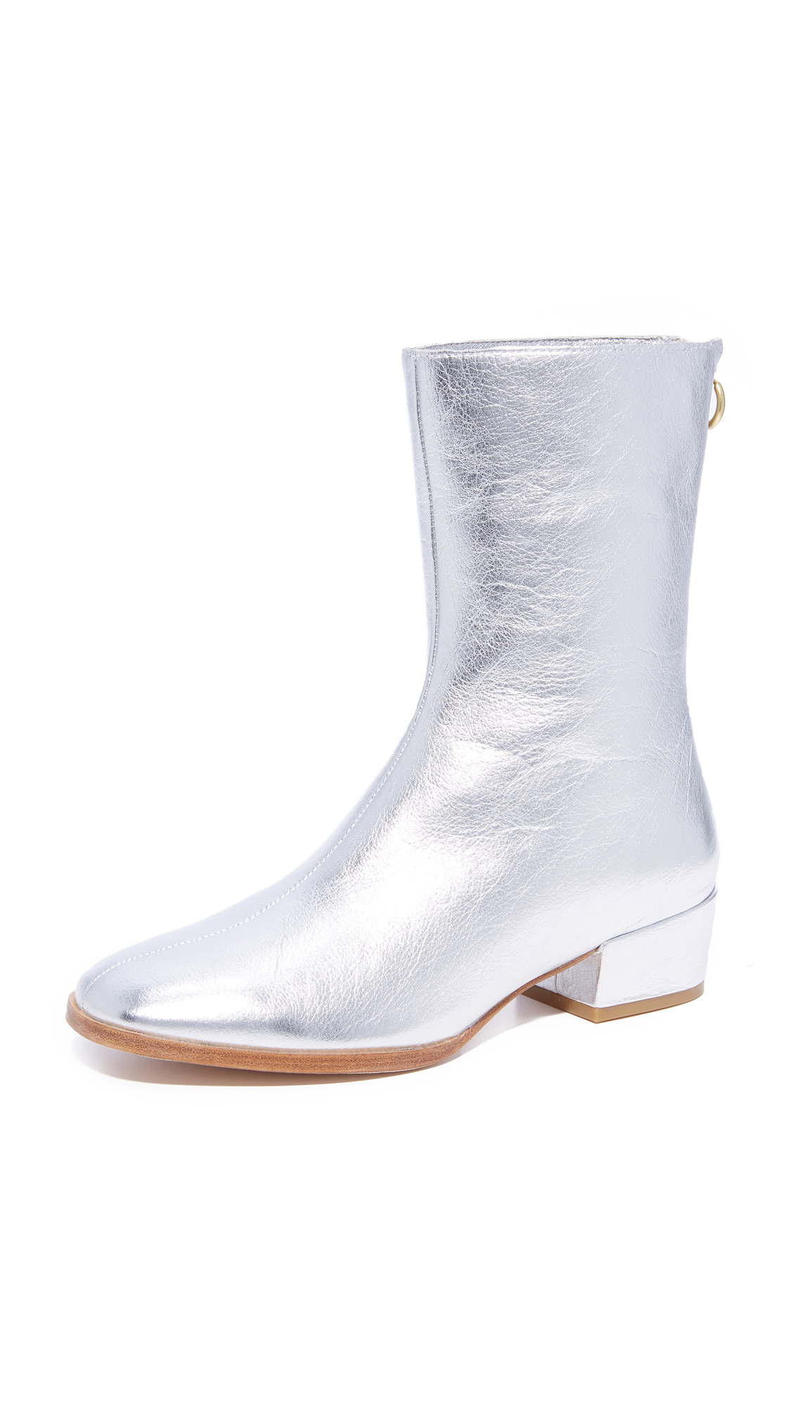Joie Rabie Boots - Silver