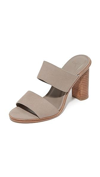 Joie Banner Sandals - Dove