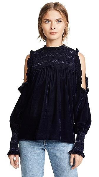 Joie Aneisha Blouse at Shopbop