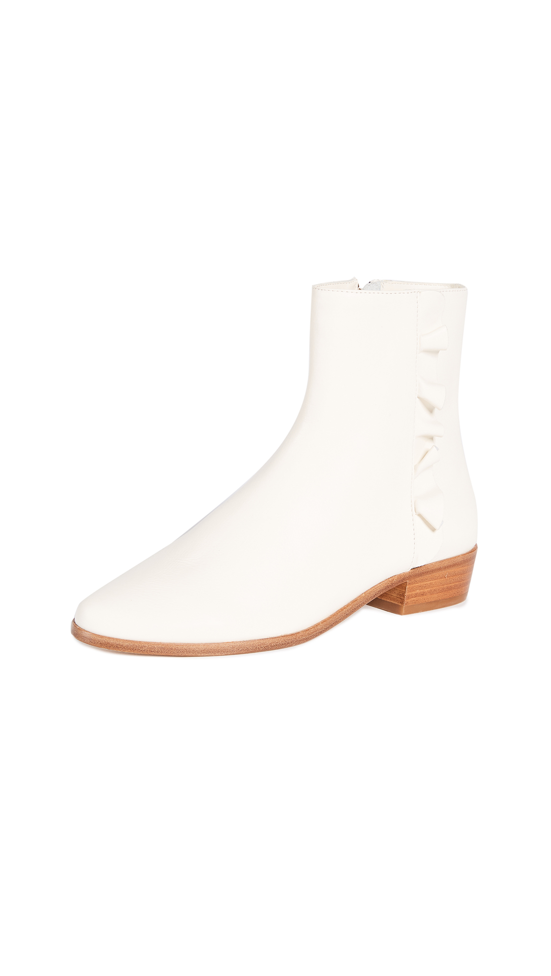 Joie Laleh Booties - Shell