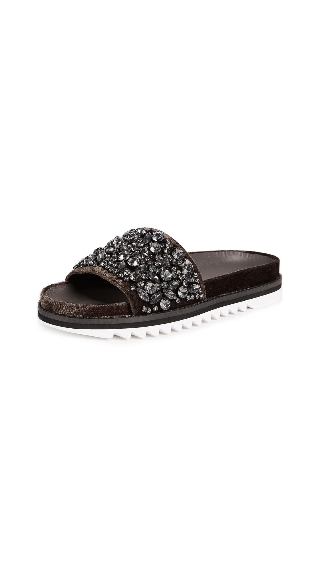 Joie Jacory Slides - Coal