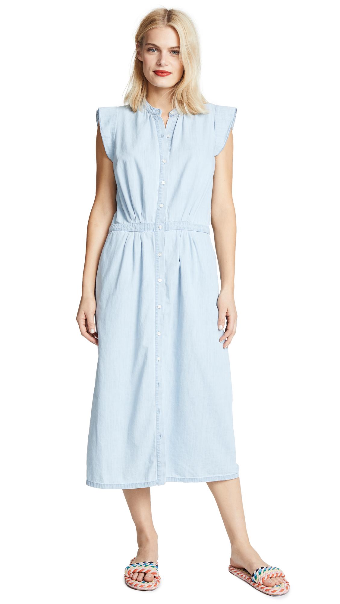 Joie Awel Dress In Western Fade