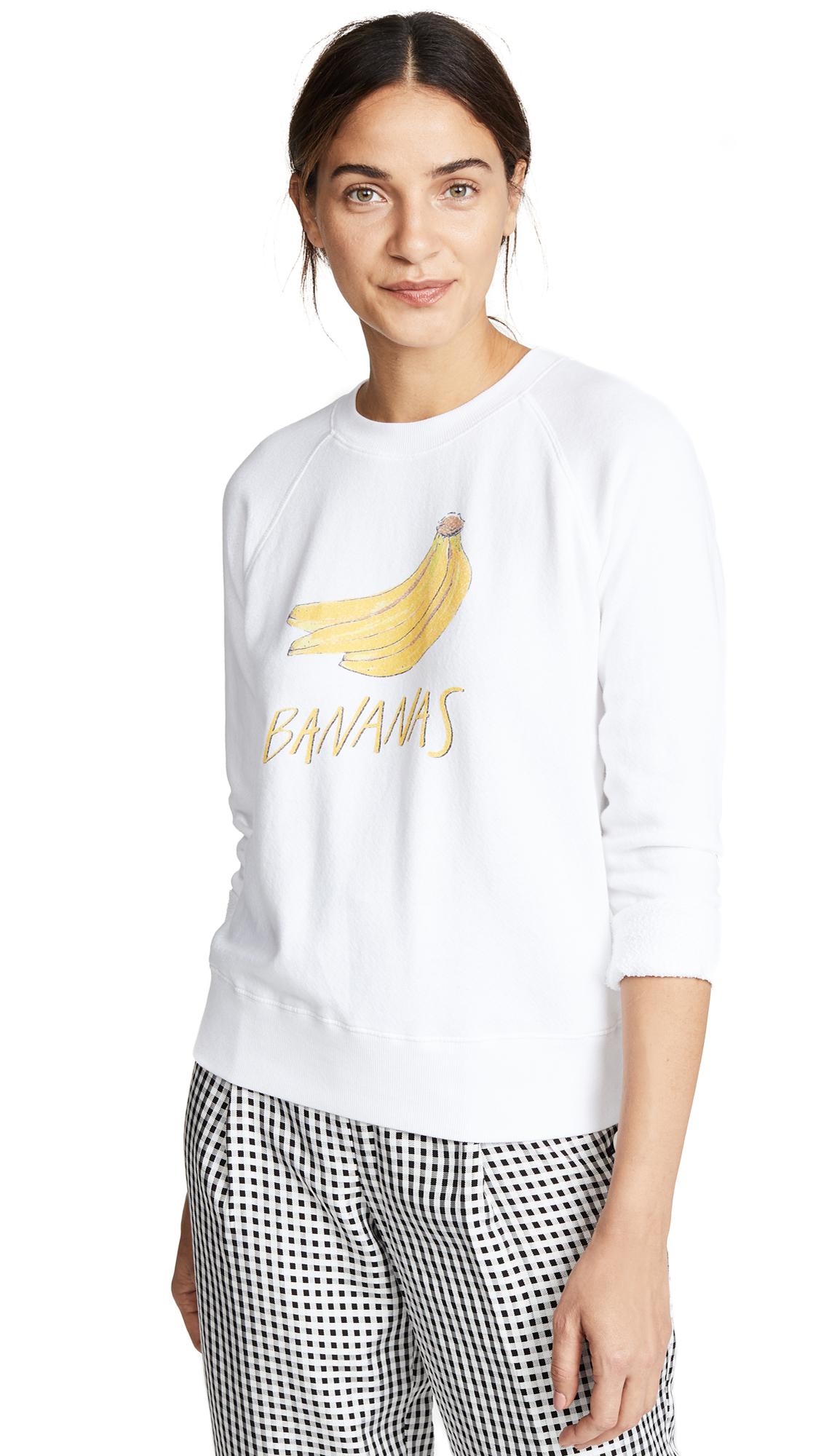Joie Jaxson Sweatshirt In Clean White