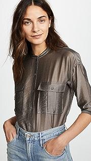 Joie Рубашка на пуговицах Lidelle E