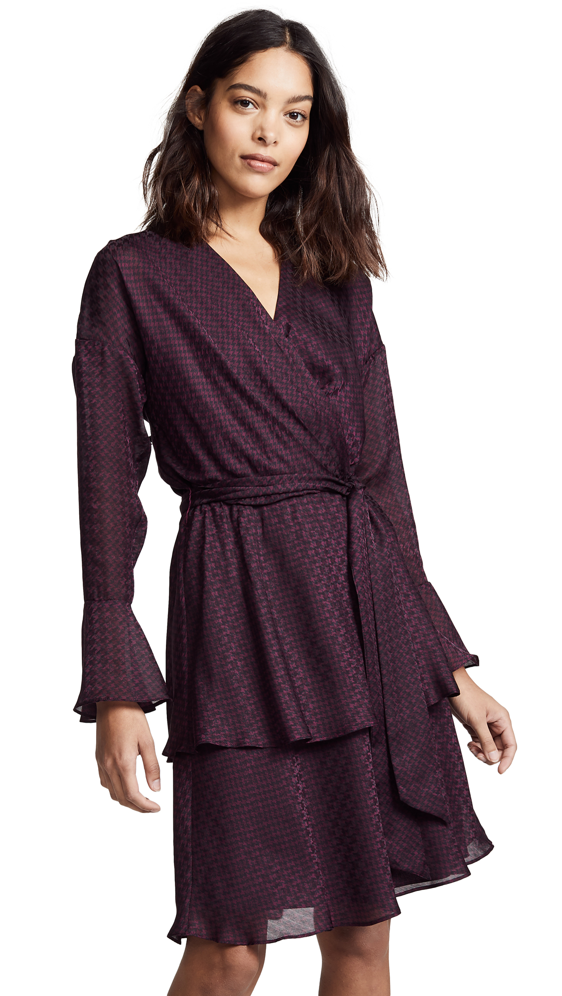 Joie Marcel Dress - Blackberry