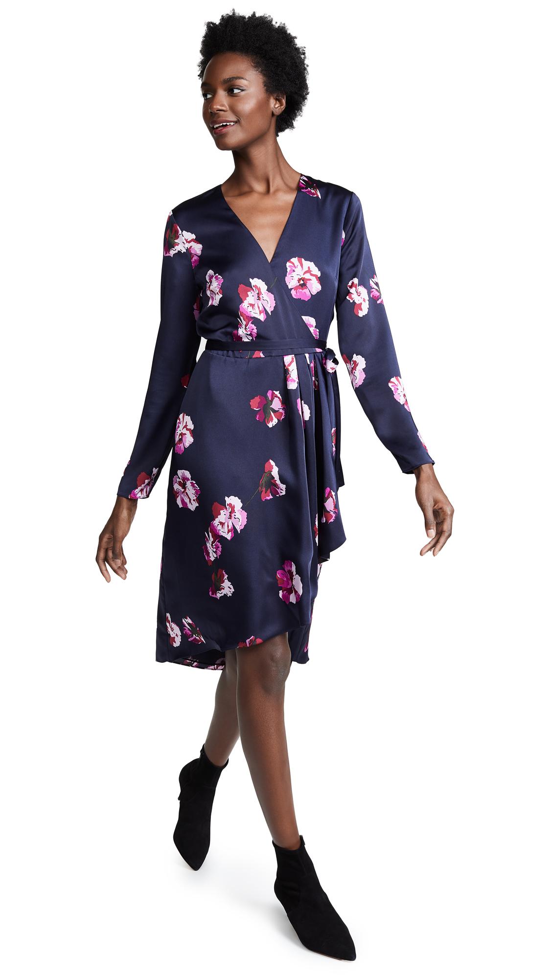 Joie Miltona Dress In Midnight