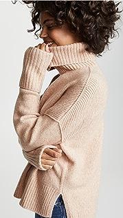 Joie Lirona 高领毛衣