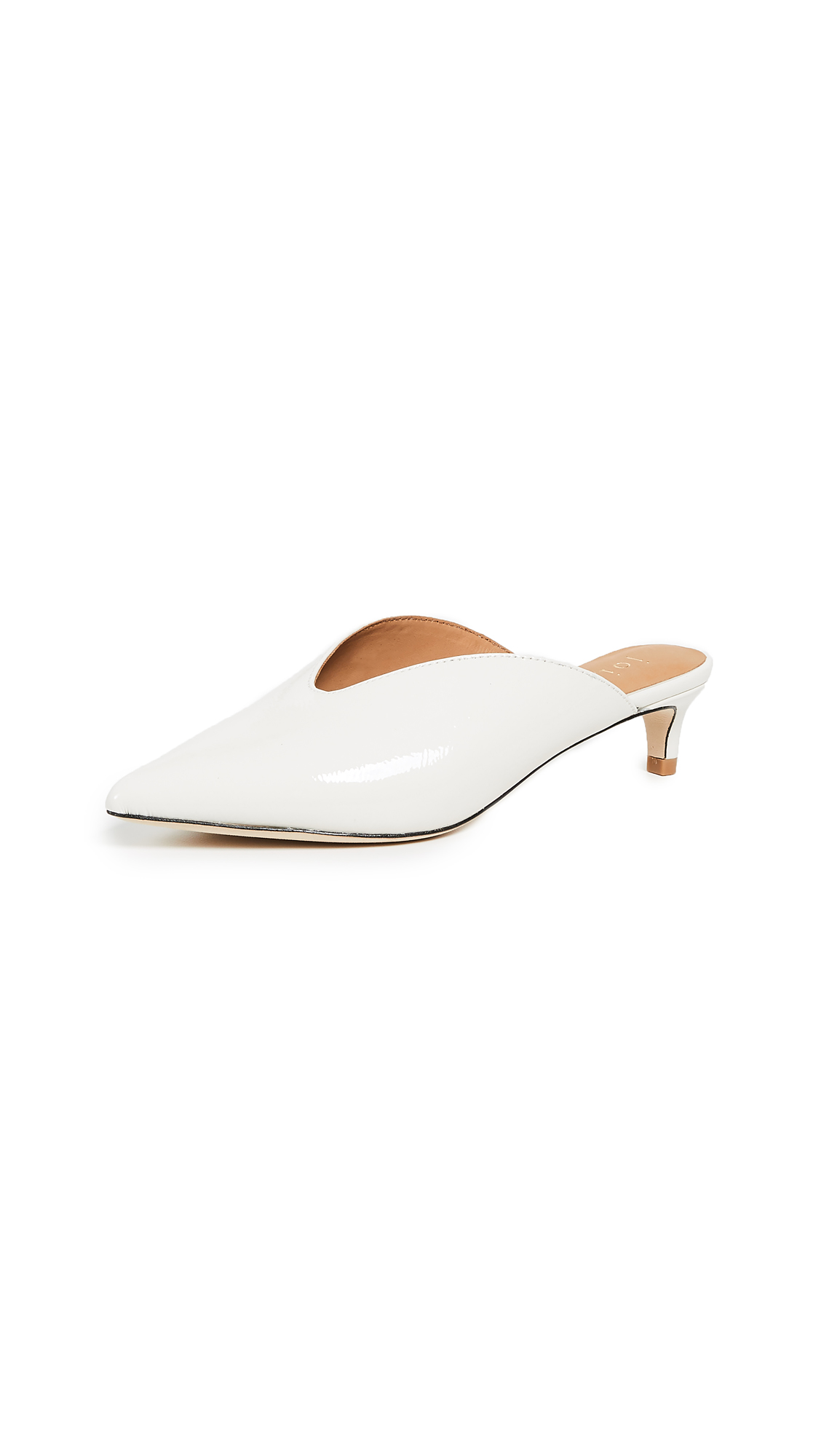 Joie Canilly Mules - Ivory