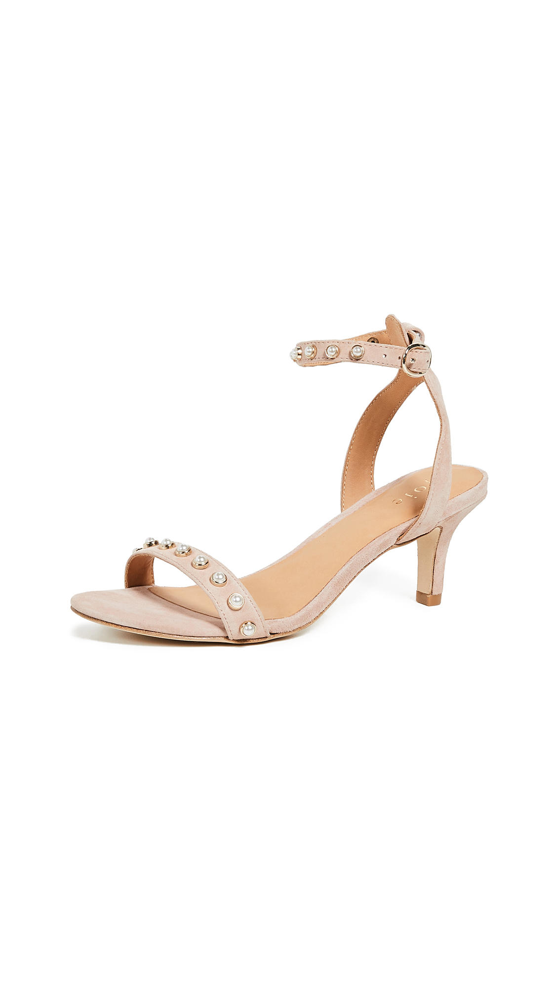 Joie Malina Sandals - Peach