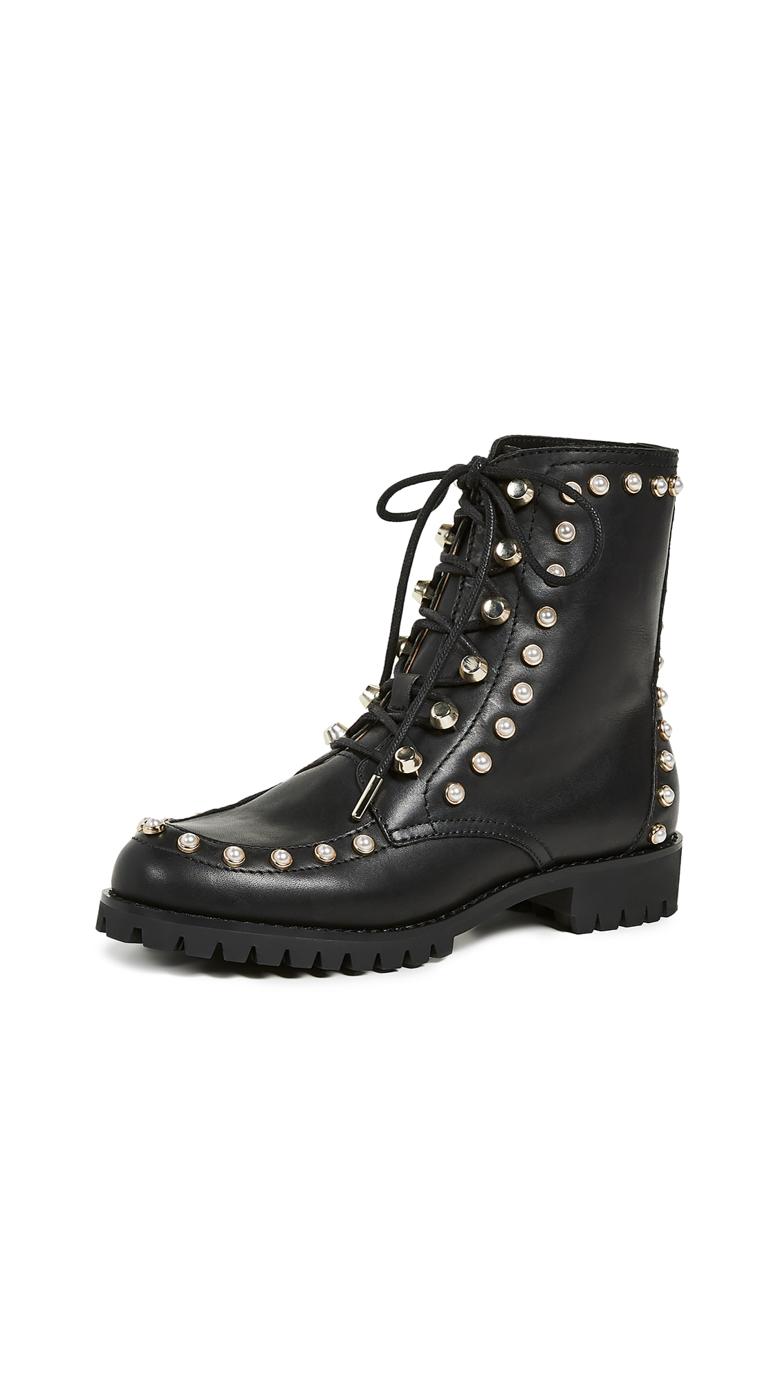 Joie Halyn Boots - Black