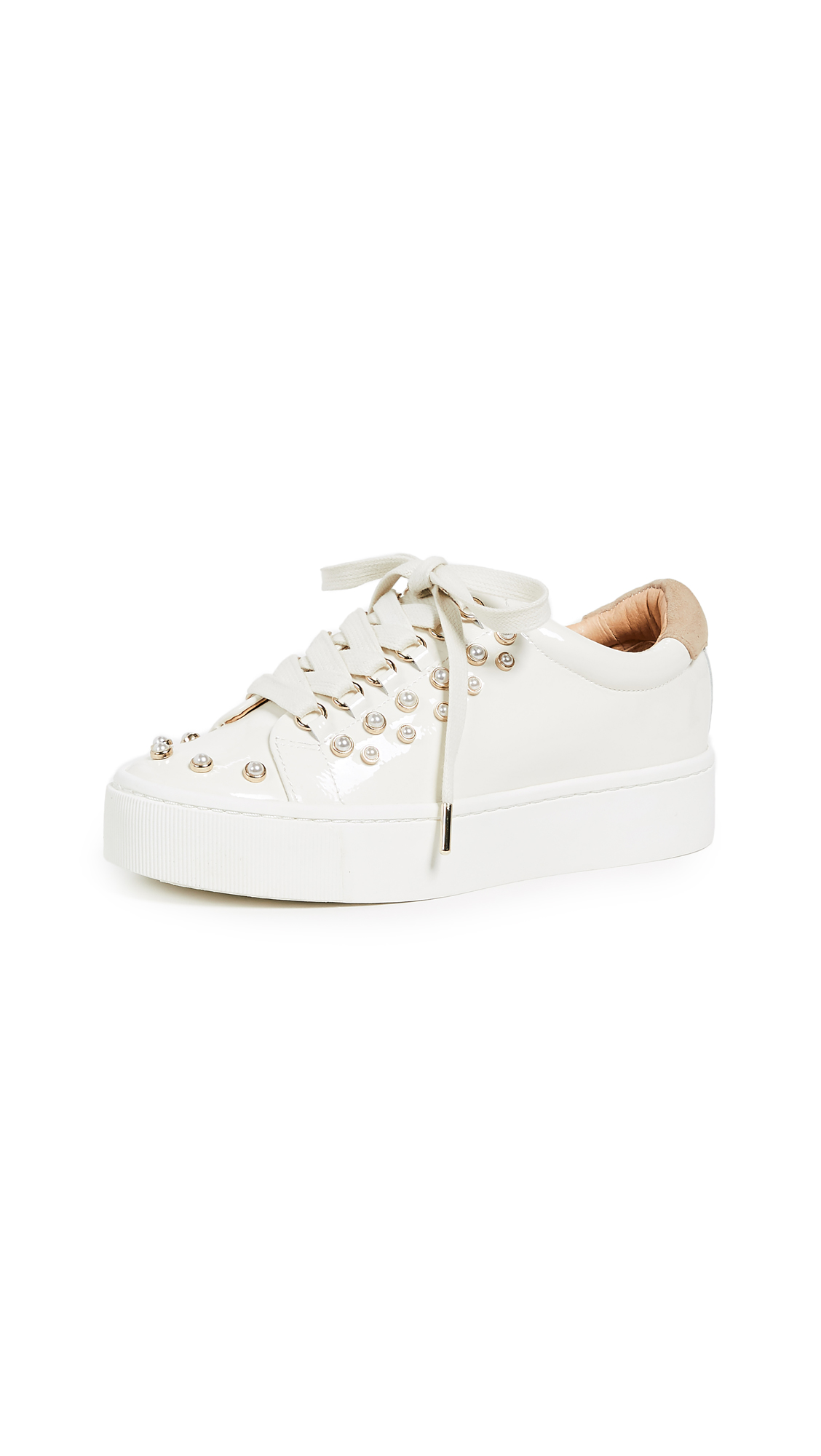 Joie Handan Sneakers - Ivory