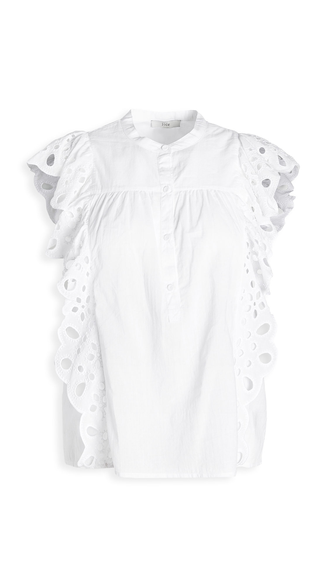 Joie Coralia Embroidered Top - 30% Off Sale