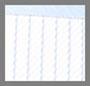 Bright White/Blue Pinstripe