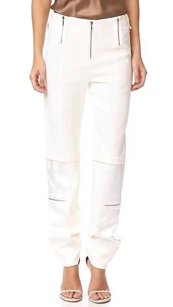 Jonathan Simkhai Panel Cocktail Pants
