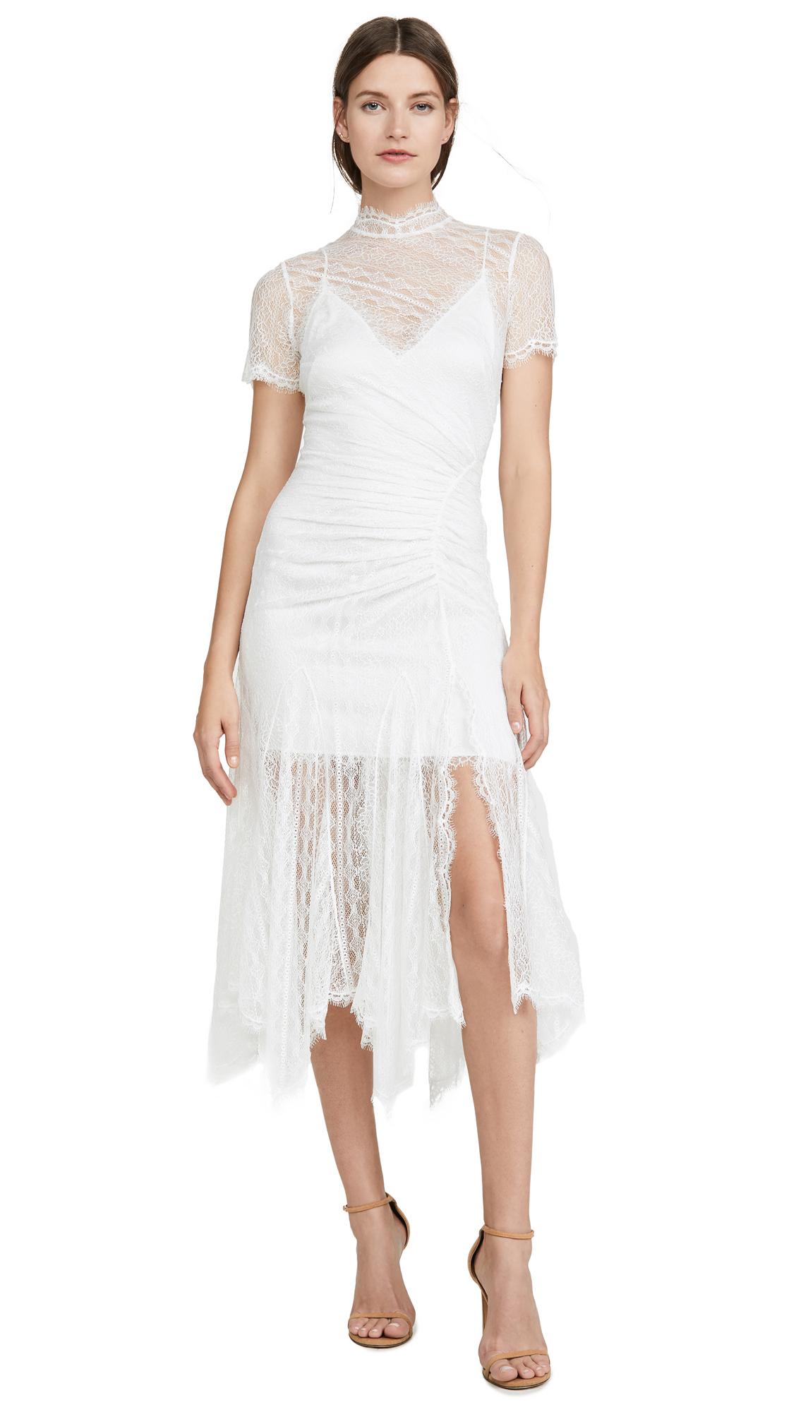 Buy Jonathan Simkhai online - photo of Jonathan Simkhai Lingerie Lace Dress