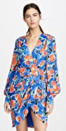 Jonathan Simkhai Acapulco Wrap Dress