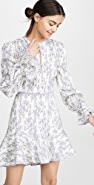 Jonathan Simkhai Mallorca Long Sleeve Dress