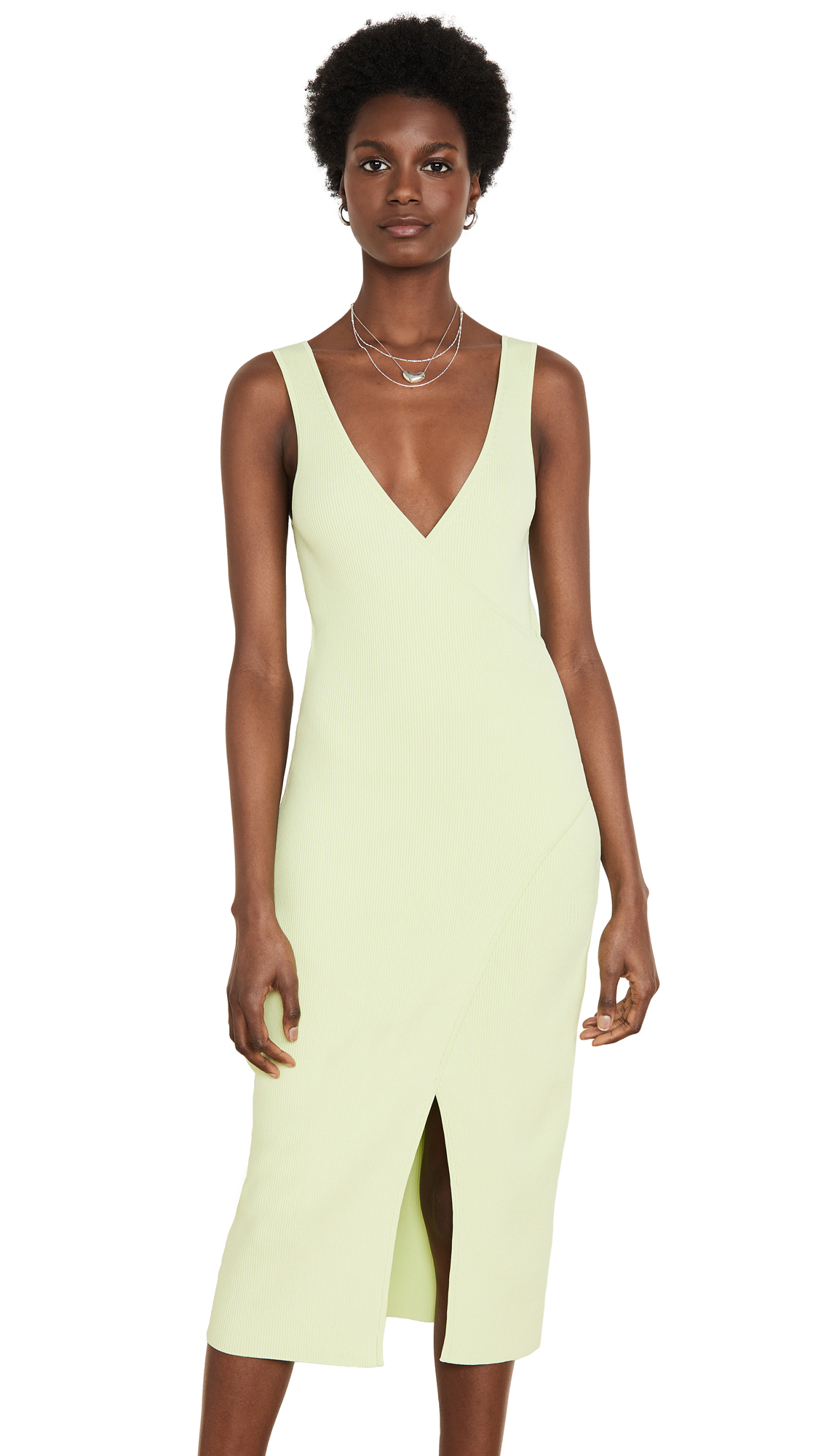 Buy Jonathan Simkhai Milani Knit Basic Dress online beautiful Jonathan Simkhai Clothing, Dresses