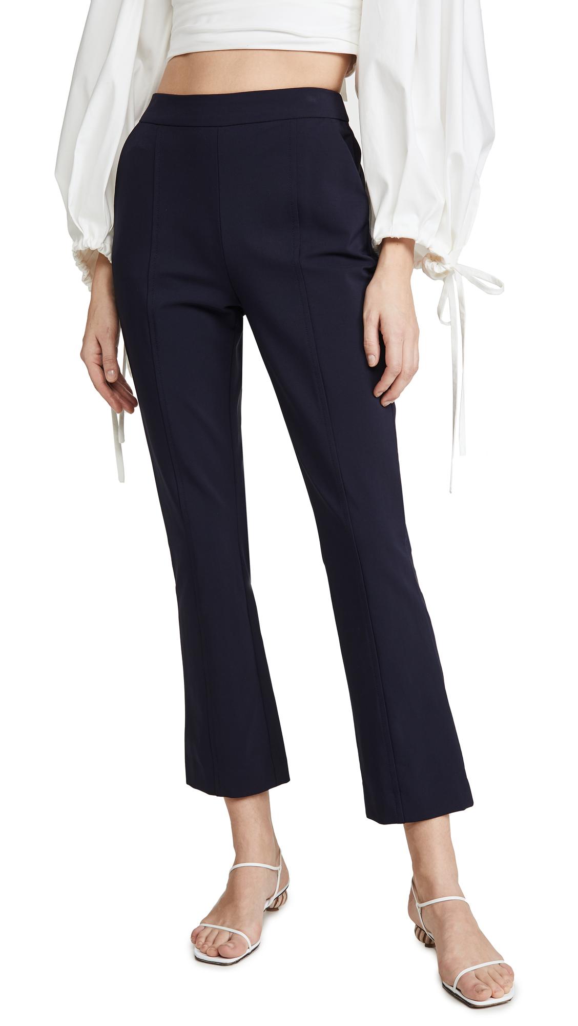 Buy Jonathan Simkhai online - photo of Jonathan Simkhai Joanna Tech Stretch Crop Pants