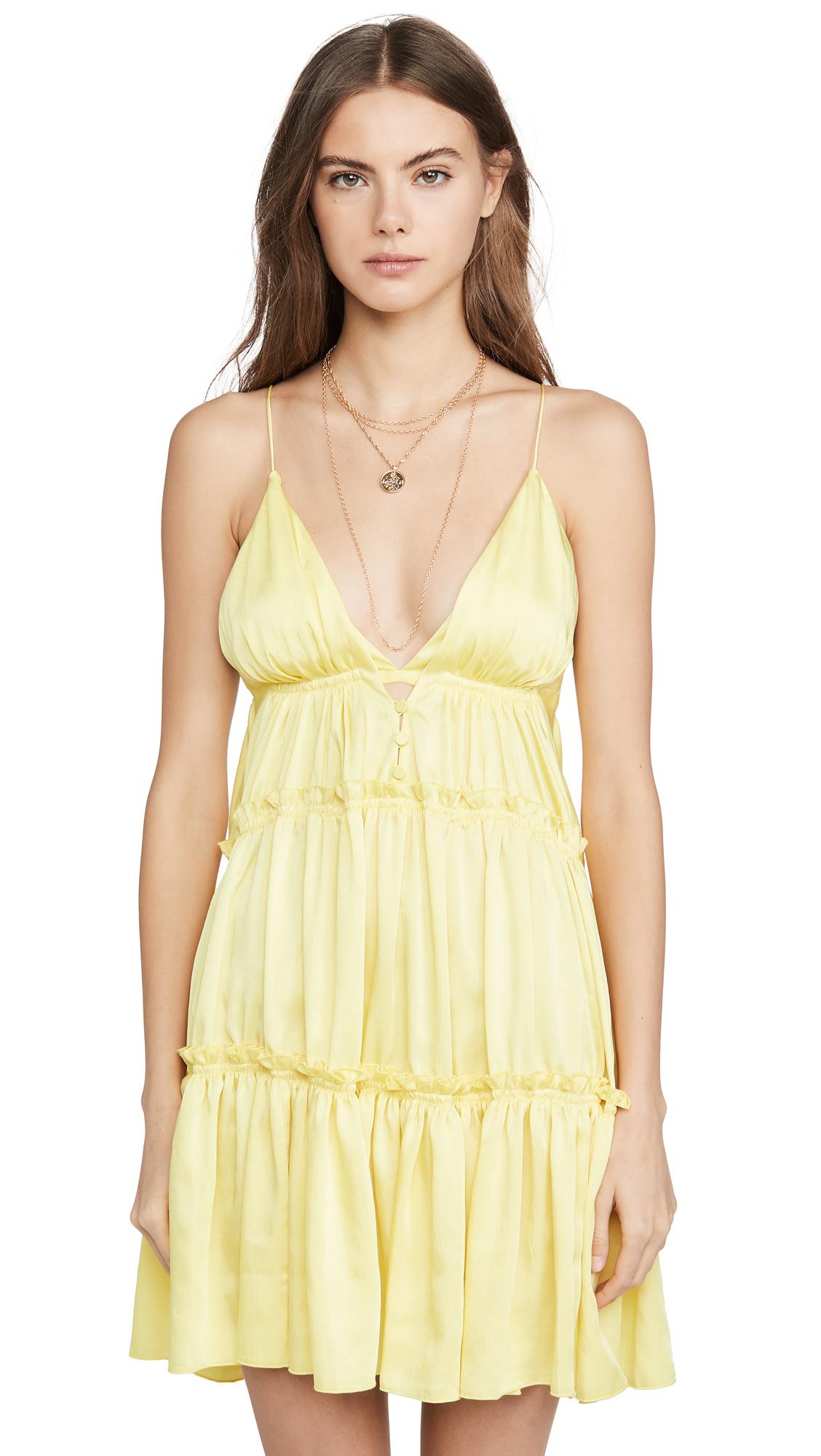 Buy Jonathan Simkhai Isla Textured Satin Dress online beautiful Jonathan Simkhai Clothing, Dresses