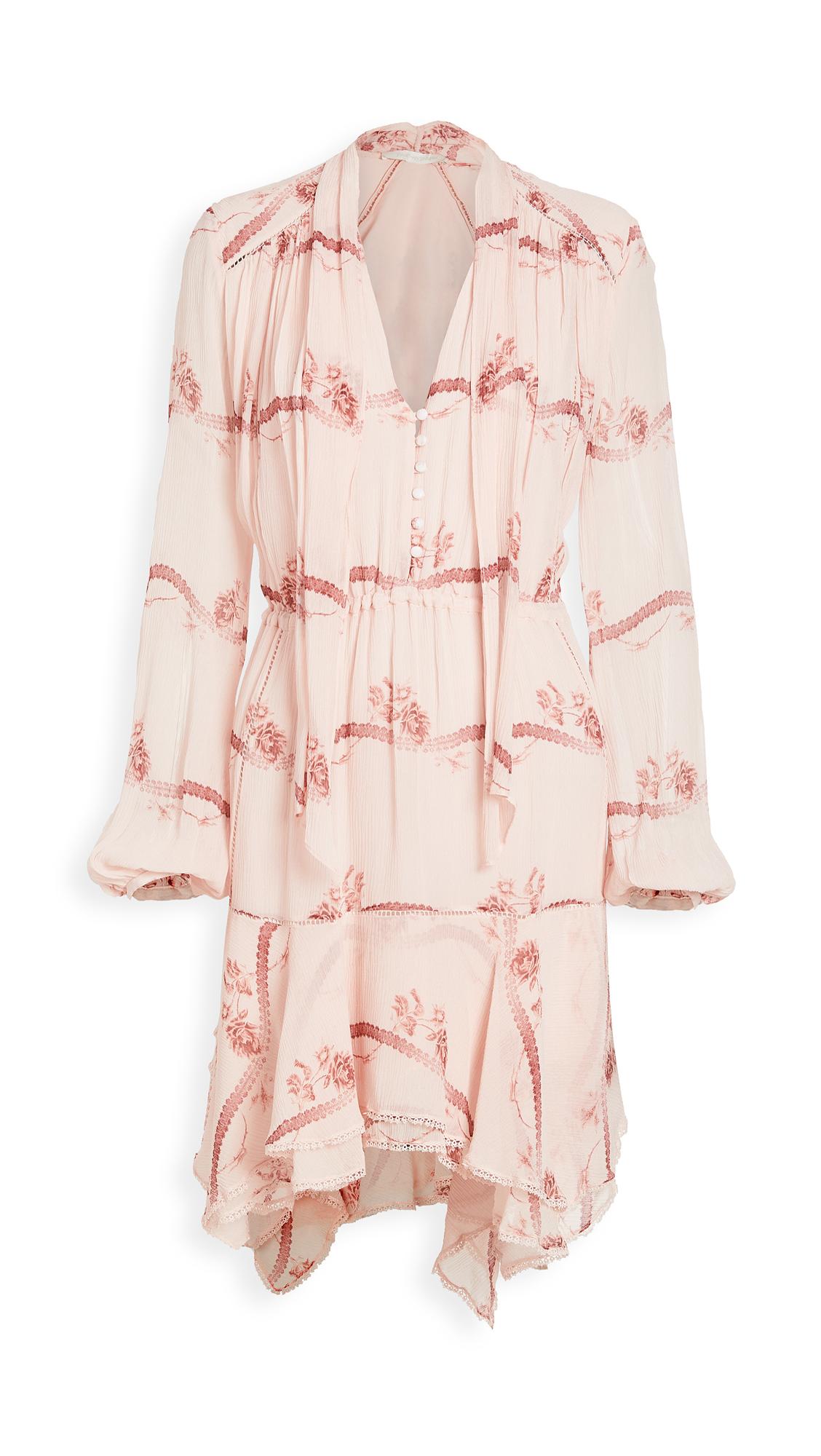 Buy Jonathan Simkhai Irena Rose Silk Dress online beautiful Jonathan Simkhai Clothing, Dresses