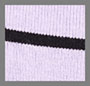 Lavender/Black Stripe