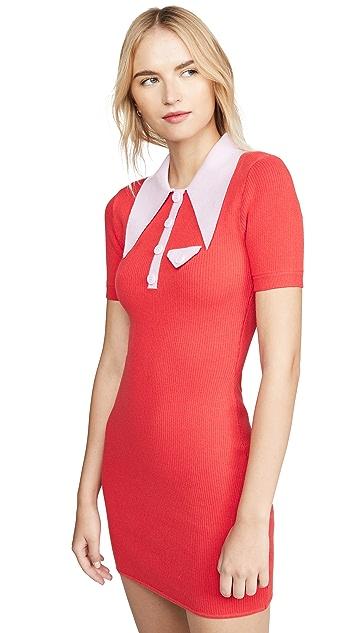 JoosTricot Polo Mini Dress
