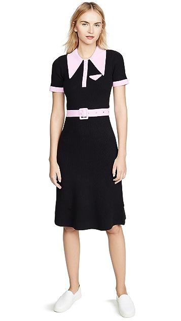 JoosTricot Polo Midi Dress