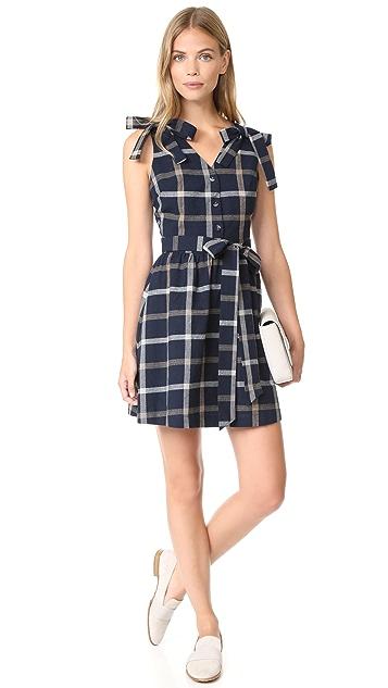 J.O.A. Plaid Dress