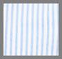 Blue/Ivory Stripe