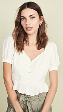 f91074b3513480 Blouses With Ruffles