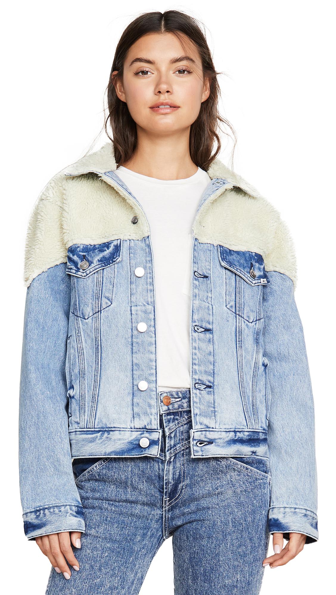 Buy Jordache Sherpa Denim Jacket online beautiful Jordache Clothing, Jackets