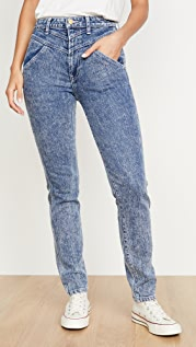 Jordache Mixed Vintage Crop Jeans