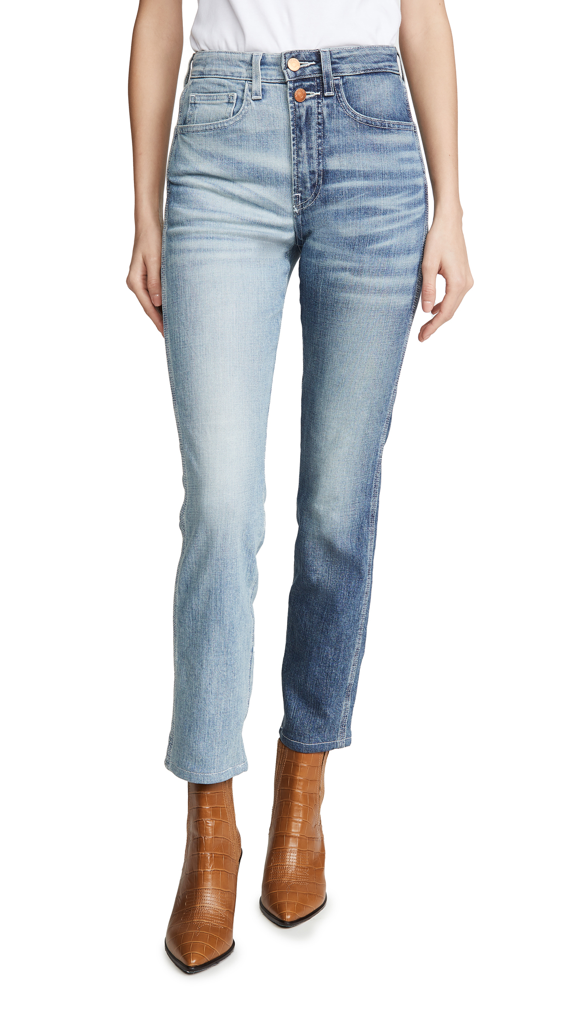 Buy Jordache online - photo of Jordache Half & Half Jeans
