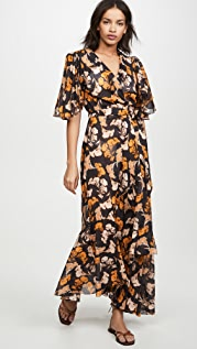 Johanna Ortiz Gypset Life Wrap Dress