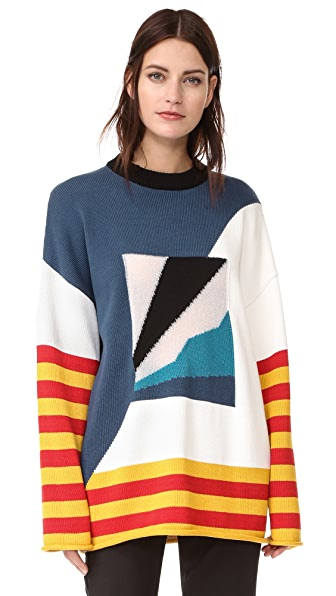 Joseph O'Size Sweater