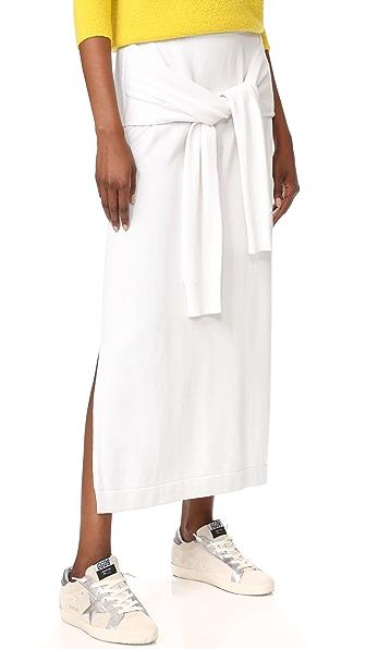 Joseph Knotted Skirt