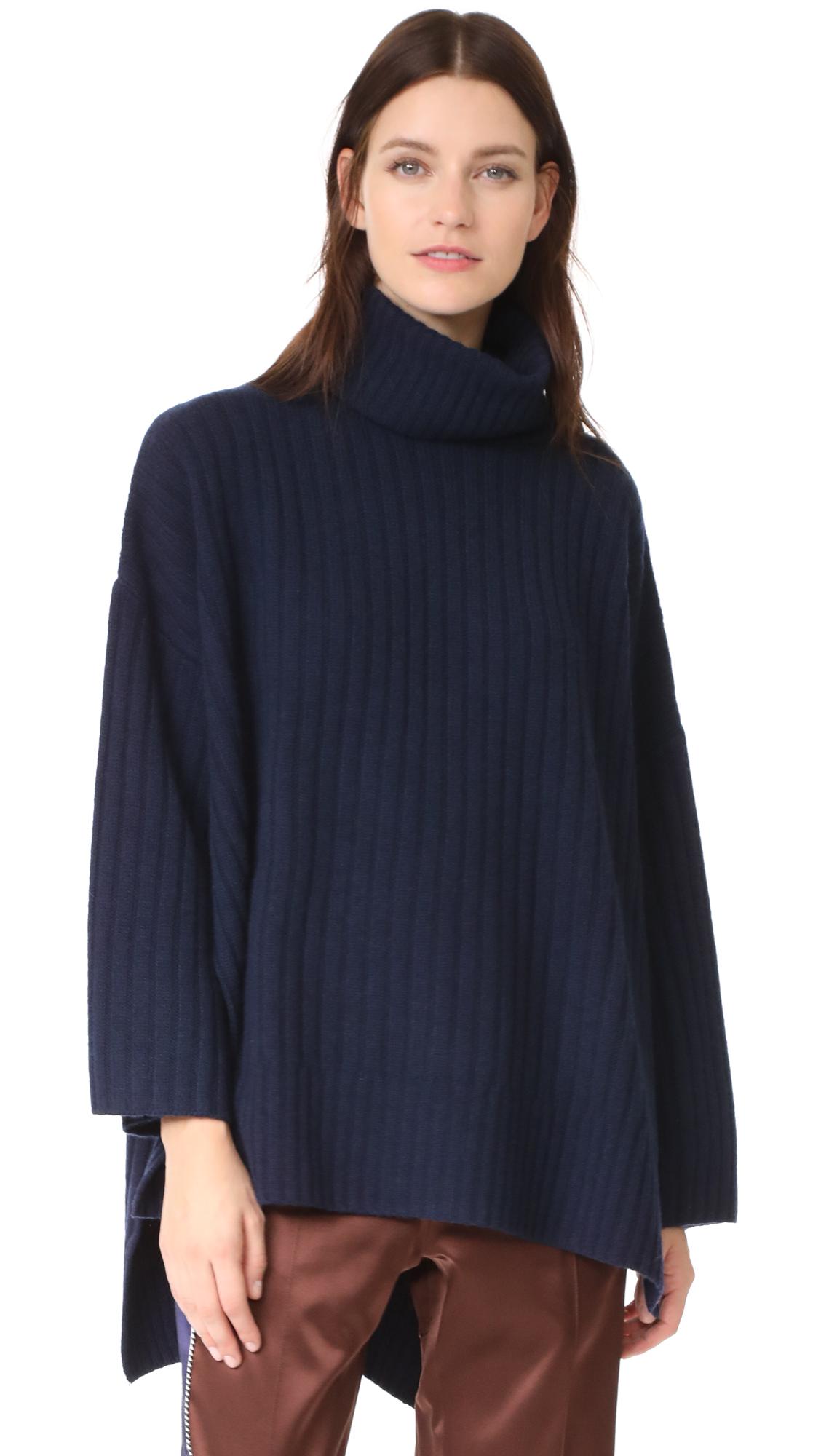 Joseph Sweater - Navy